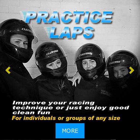 Practice Laps